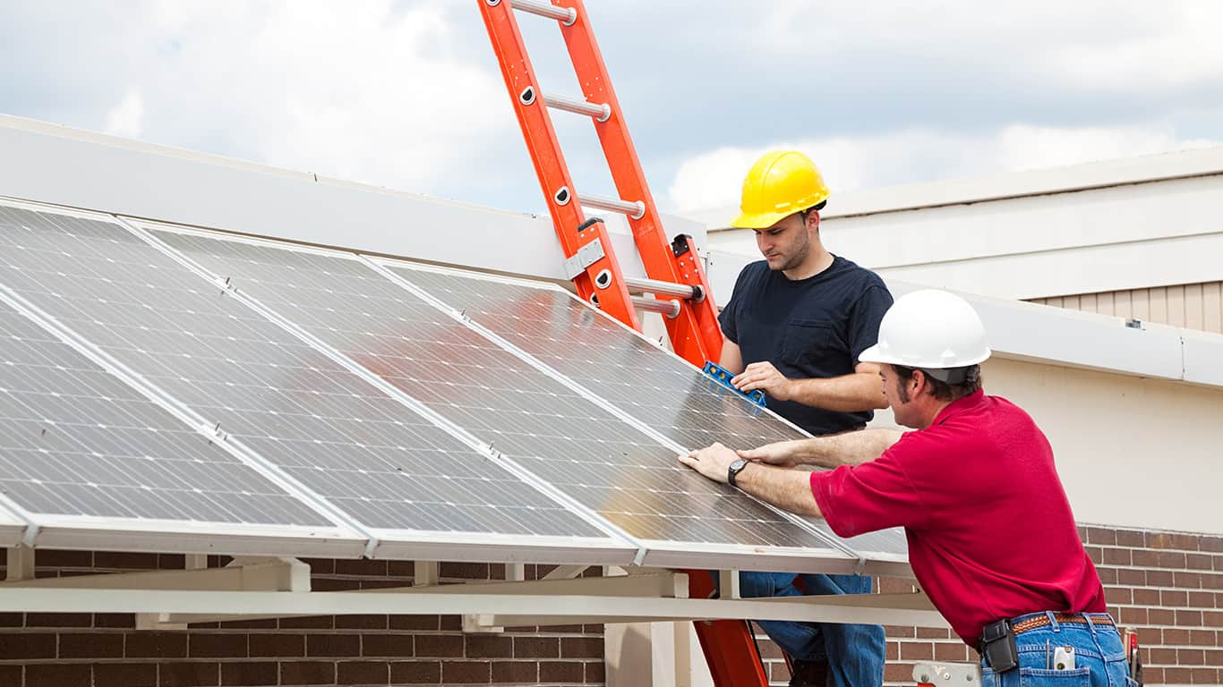 Make energy efficient upgrades to your home