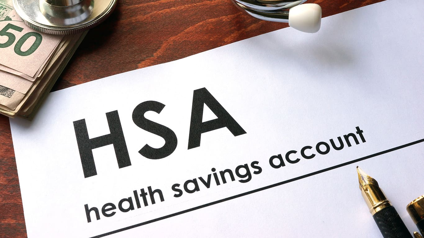 Start and contribute to a Health Savings Account