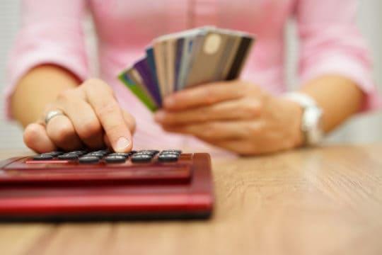 Deuda de tarjetas de crédito