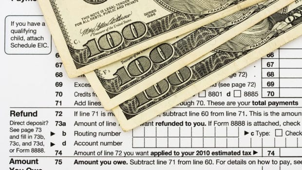 4 Situations Where the Government Can Seize Your Tax Refund