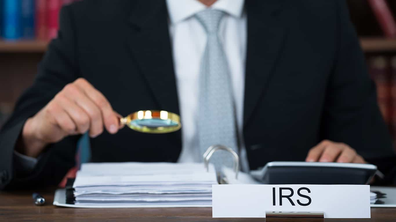Baffling IRS letters