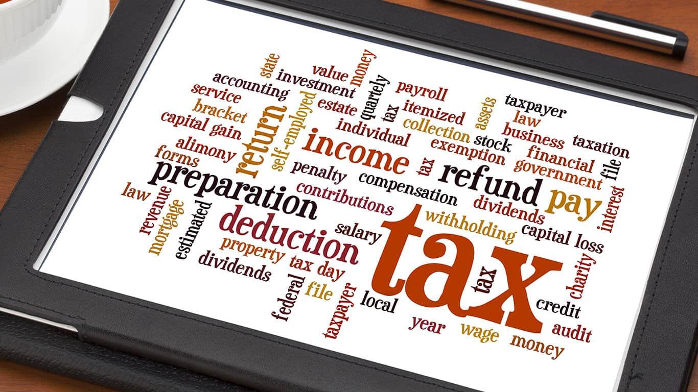 Check the tax preparers history