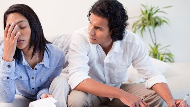 Debt a Relationship Deal breaker