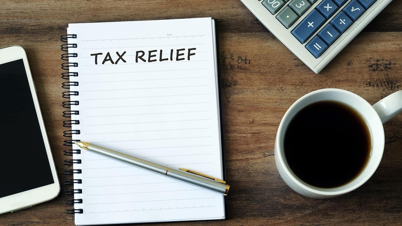 Expanded disaster tax relief