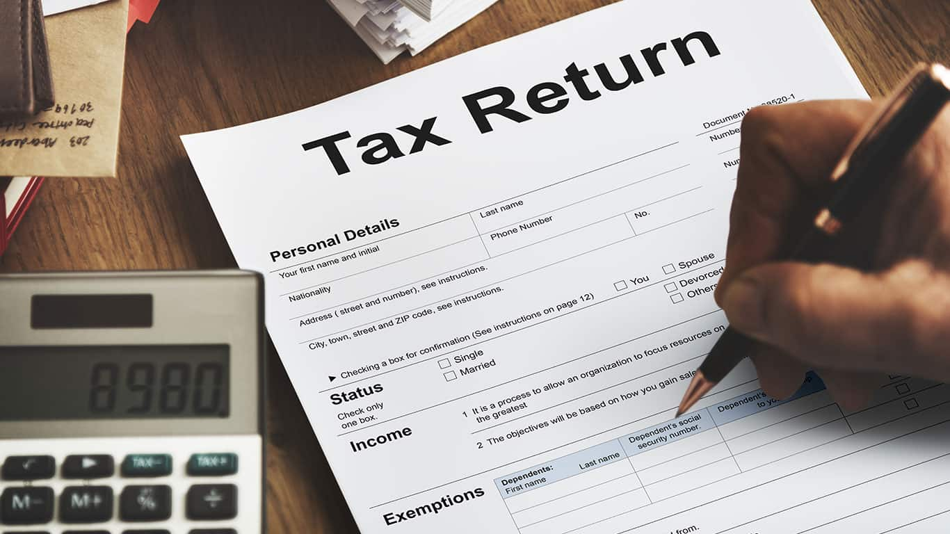 File your tax return regardless of whether you can pay or not