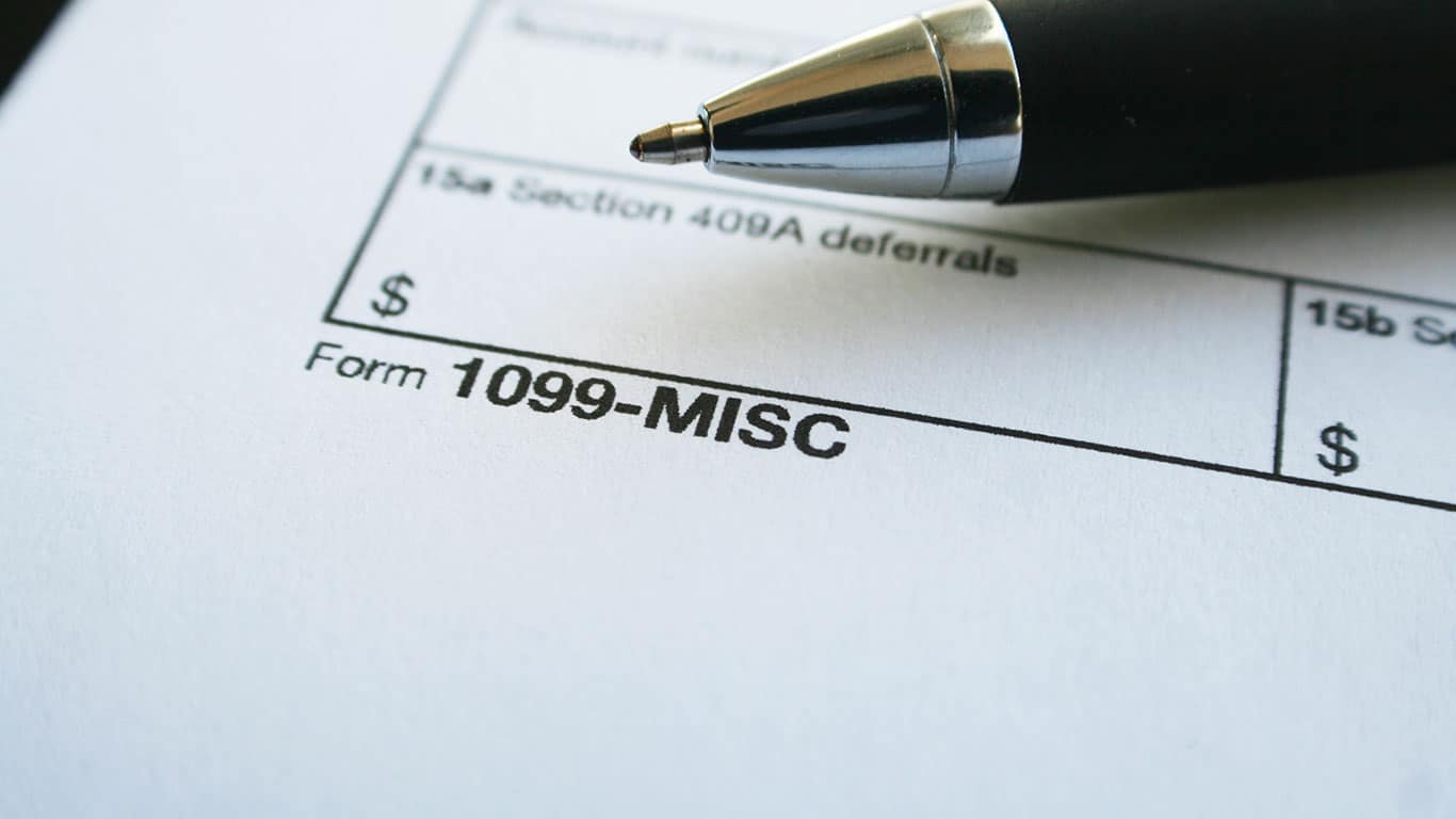 Get your 1099s from all clients