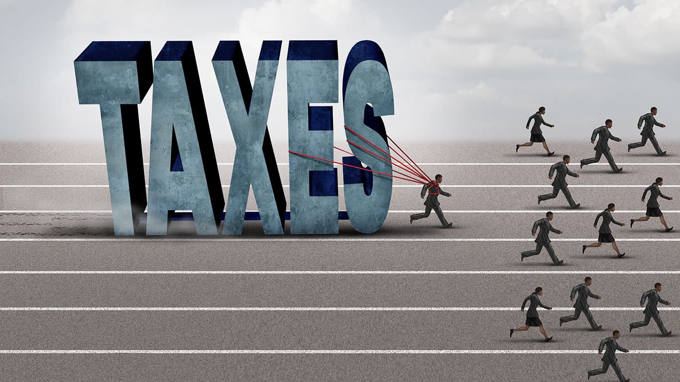 Make changes that will lower your tax burden in the future