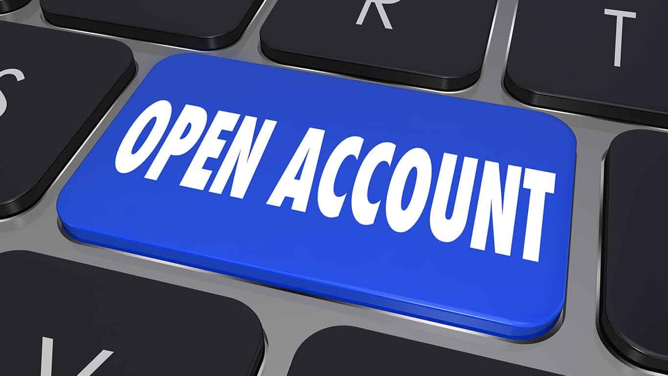 Open a new bank account for a bonus
