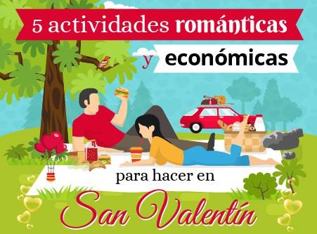 Actividades para San Valentín