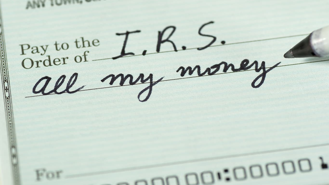 4 Steps to Resolve Tax Debt with the IRS