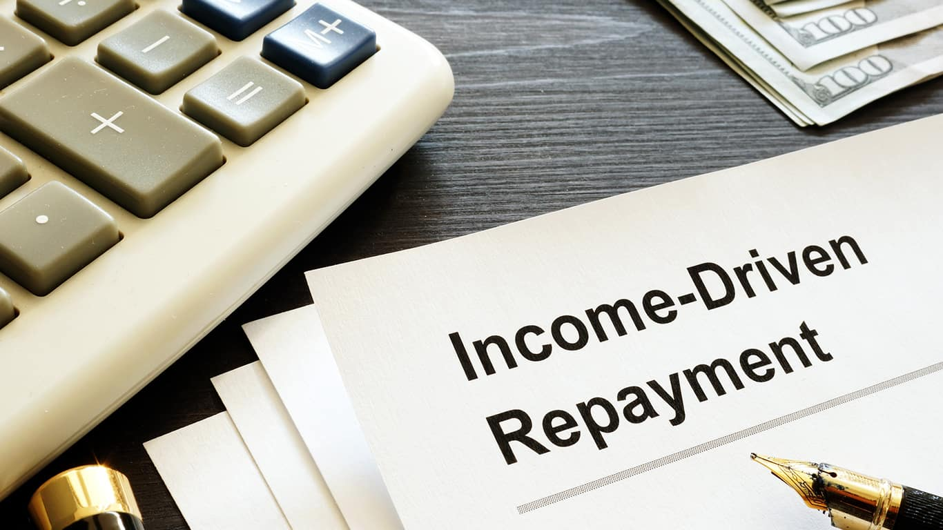 Apply for an income-driven repayment plan.