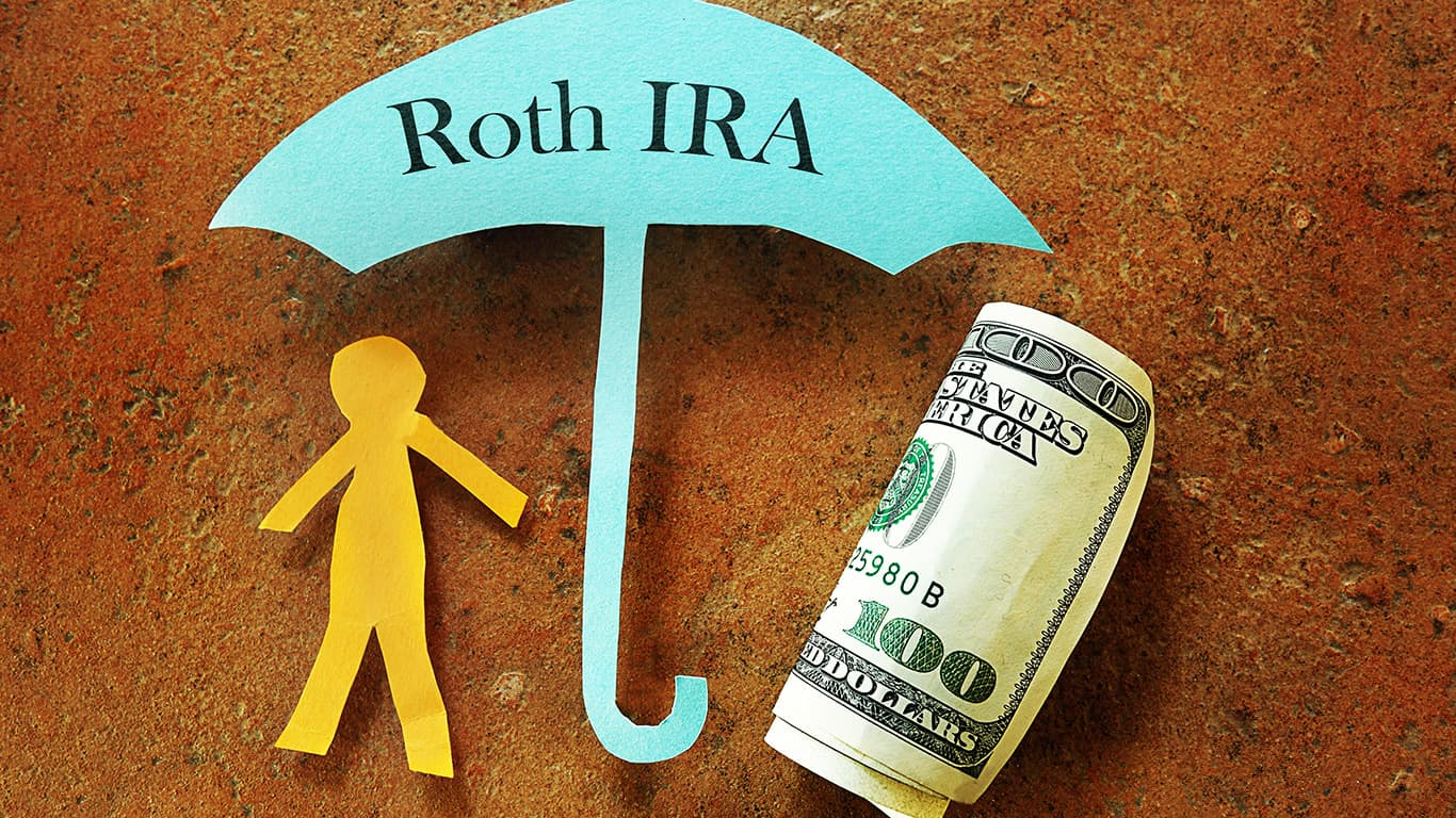 Convert traditional retirement accounts to Roth accounts