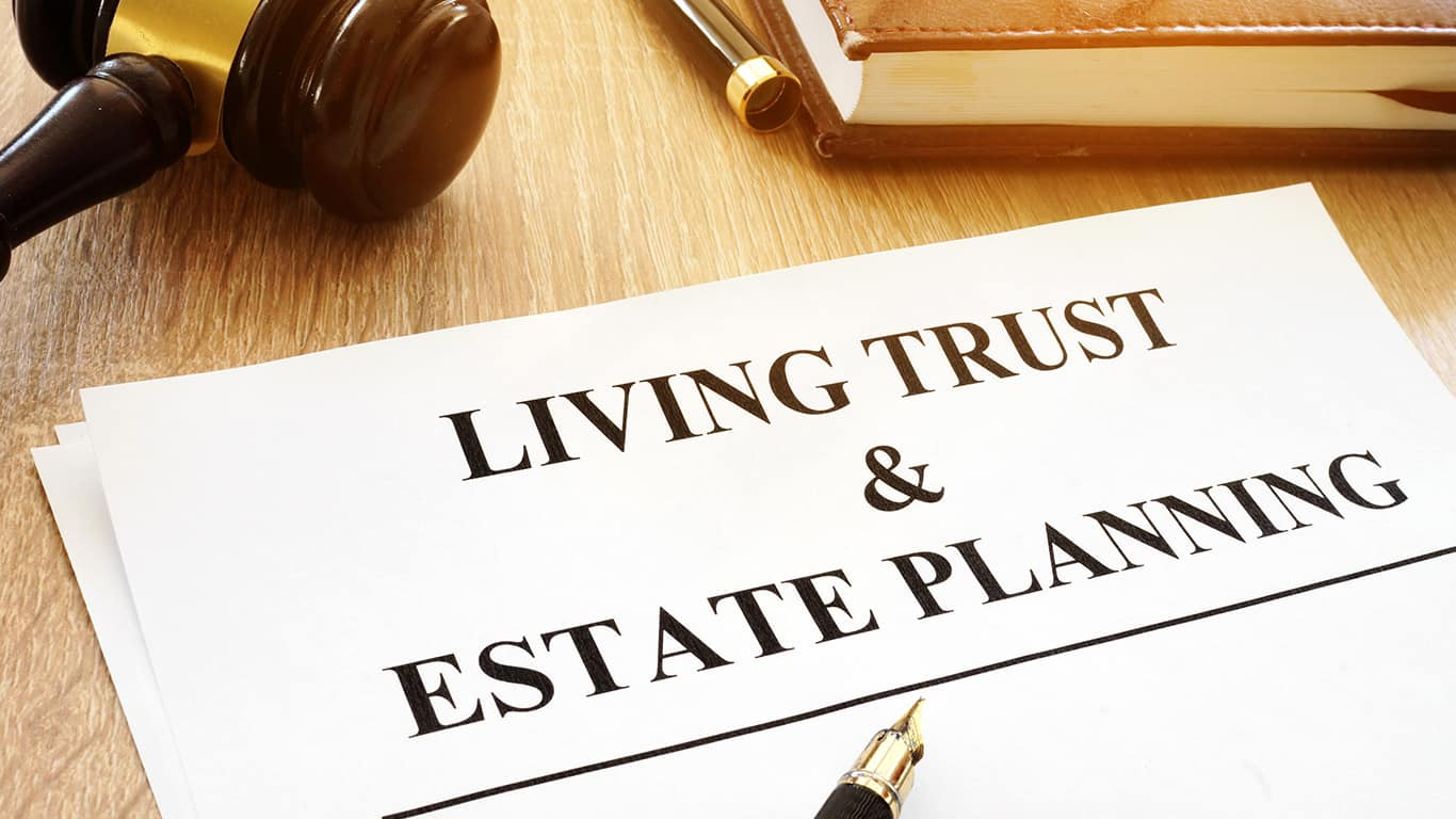 Create a living trust now