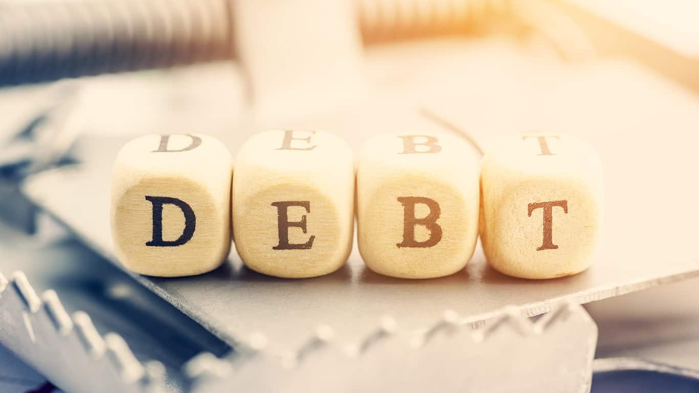 Explain debt management options