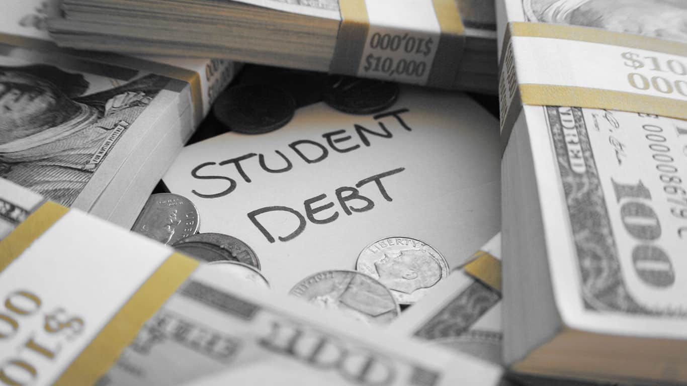 Find a way to pay off student loan debt faster