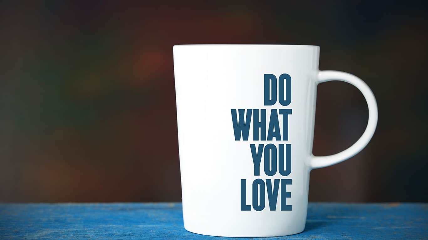 Freedom to find a job you love