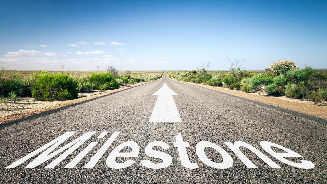 Freedom to pursue milestone goals
