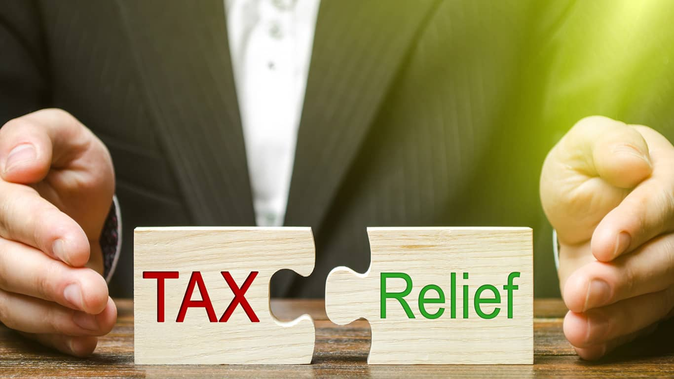 Get assistance from a tax debt relief firm