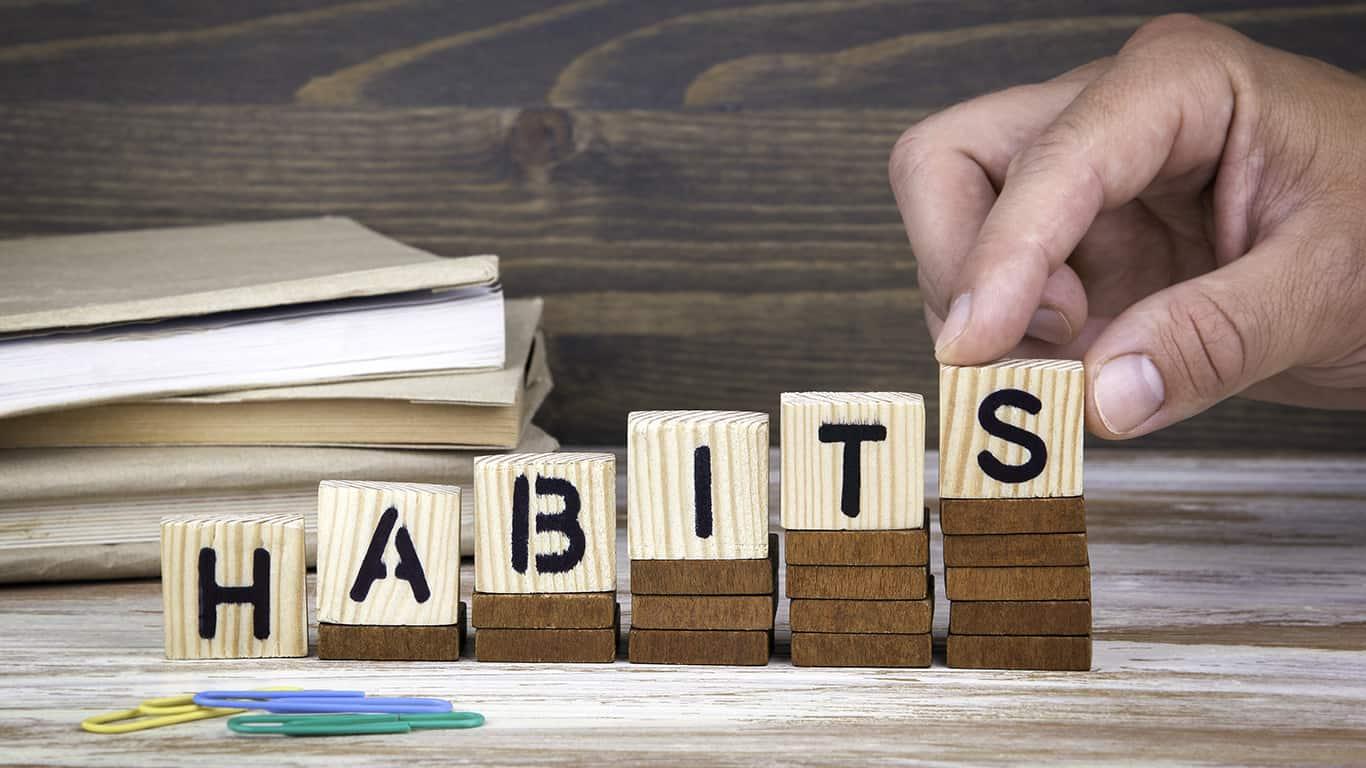 Improve money habits