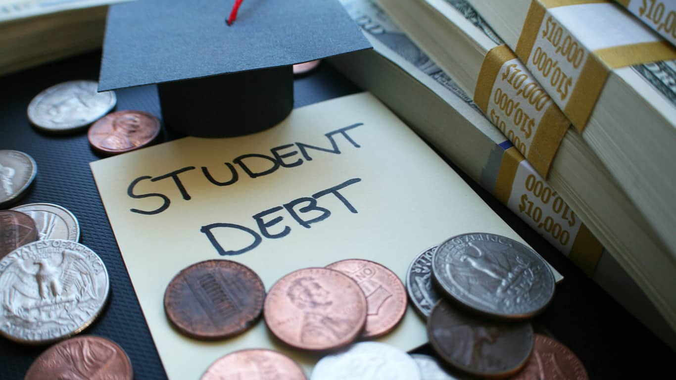 Pay extra on your student loan