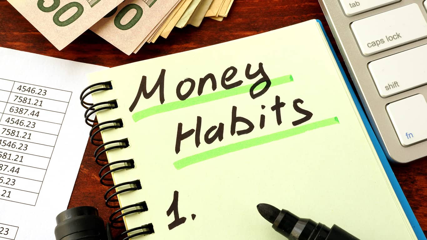 Provide a safe, understanding environment for talking about money habits rather than using the blame game