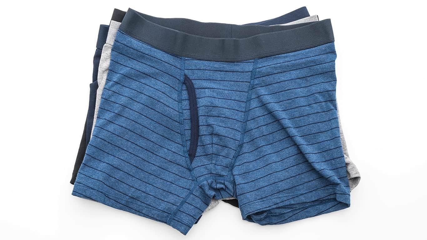 Splurge on new underwear