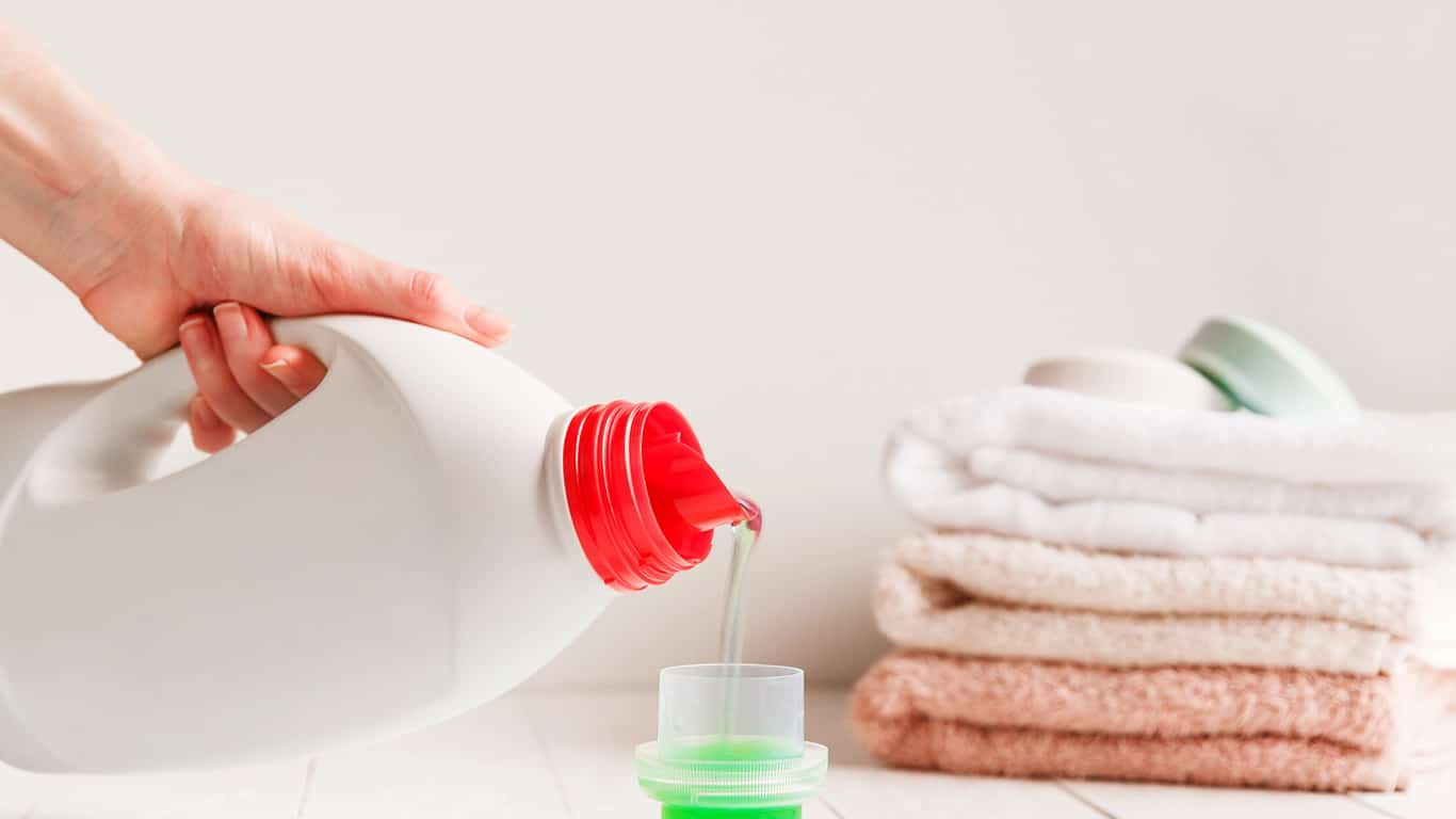 Stop making your own laundry detergent
