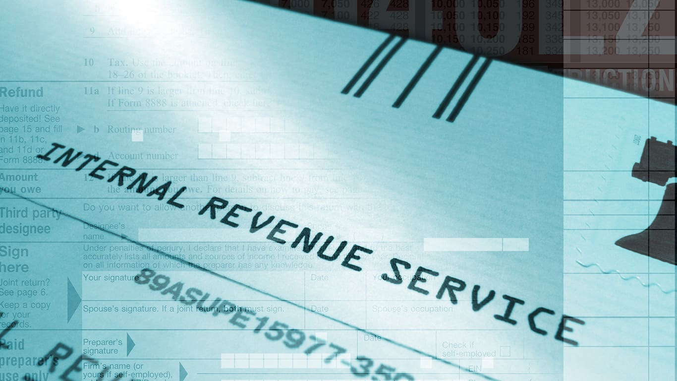The IRS will charge you penalties