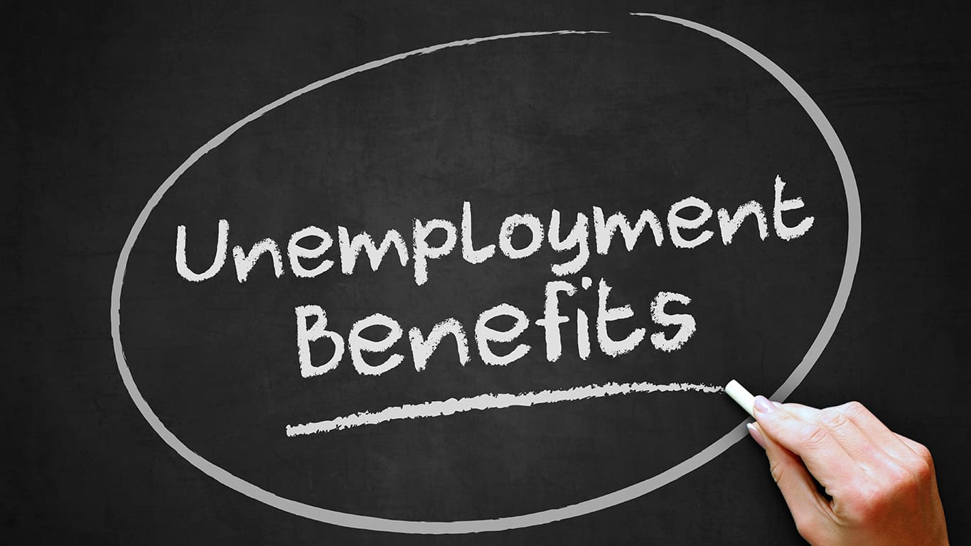 Unemployment benefits are taxed