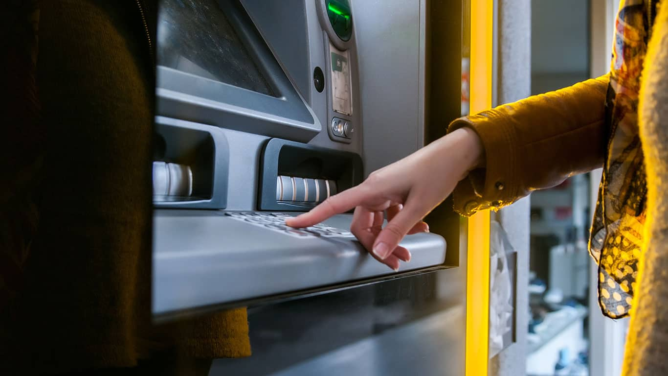 Using ATMs