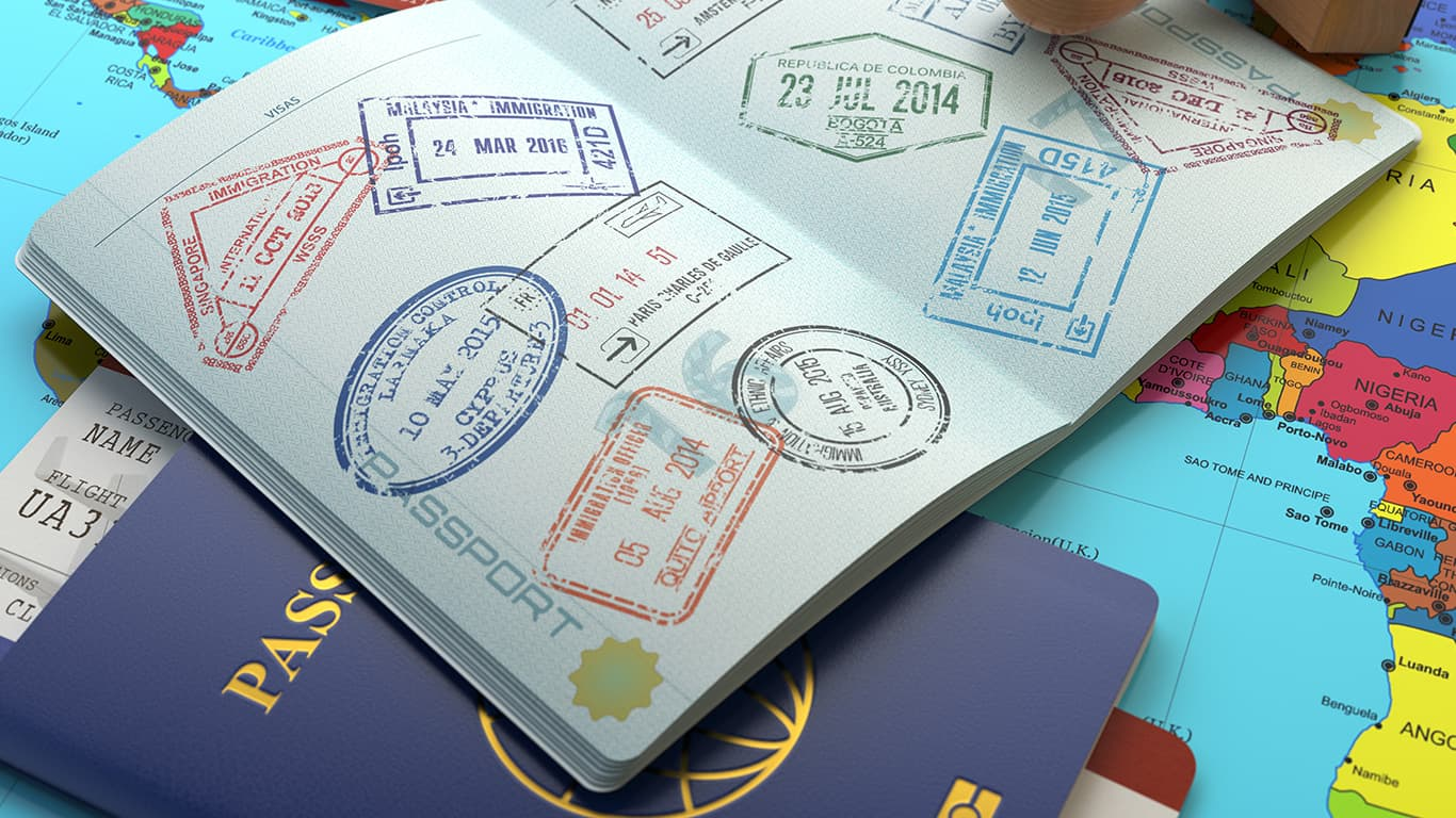 You may lose passport privileges, prohibiting international travel