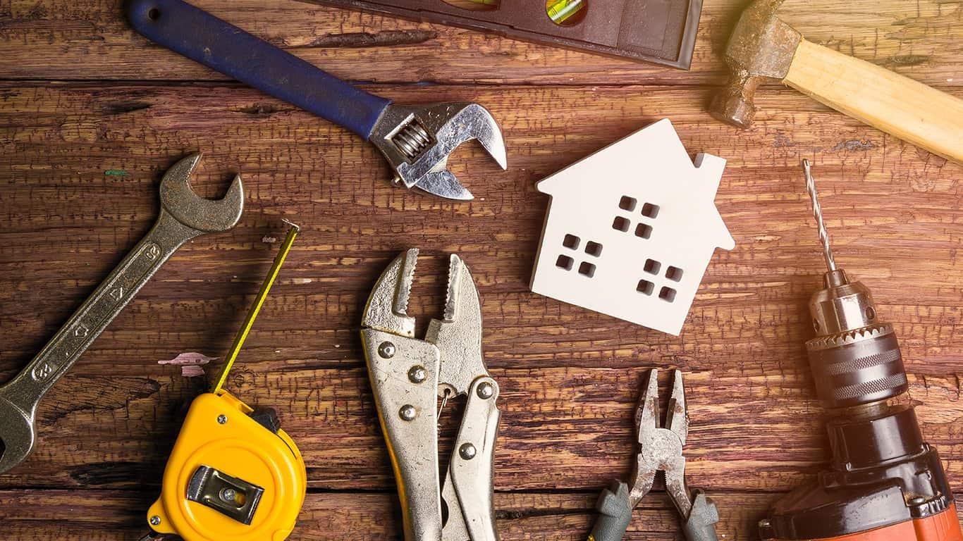 City home repair programs