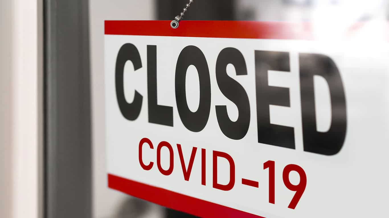 5 States With the Most Unemployment Claims Since COVID-19 Outbreak