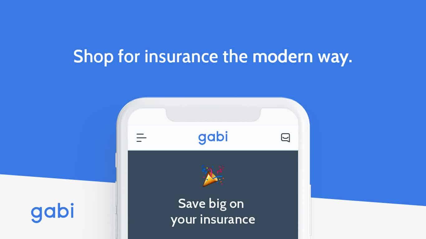 Gabi - Shop for Insurance the Modern Way