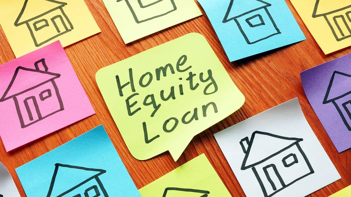 Can I improve my HELOC loan rates?