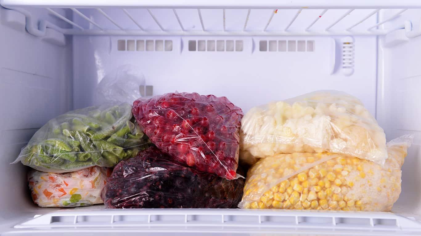 Utilize your freezer