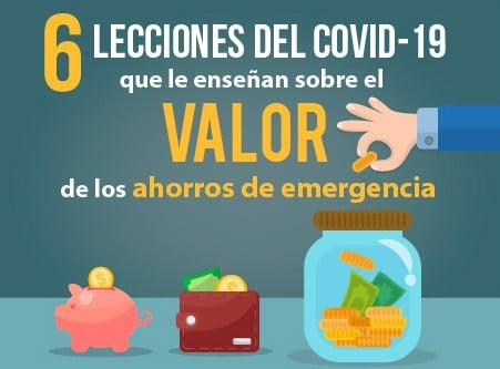 ahorros de emergencia