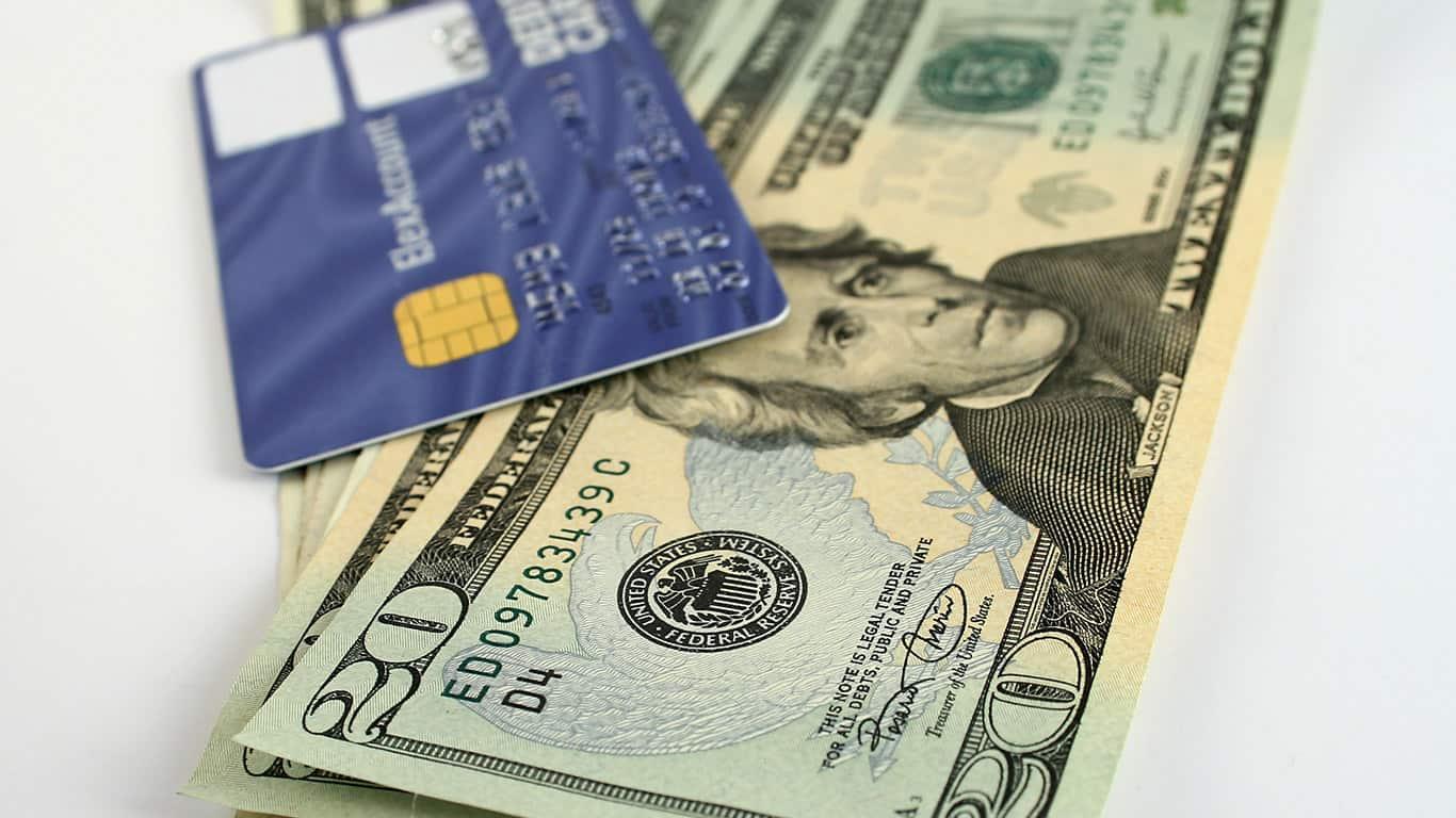 Credit card cash advances