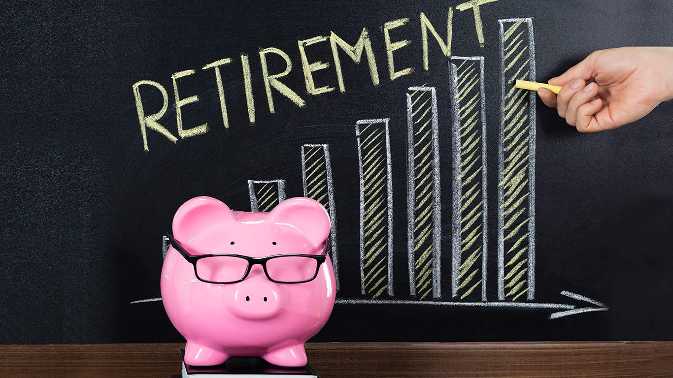 Raids on retirement savings