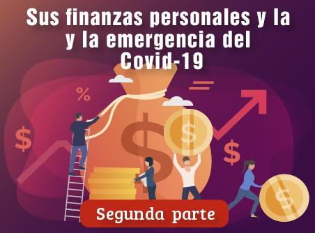 finanzas personales y covid 19