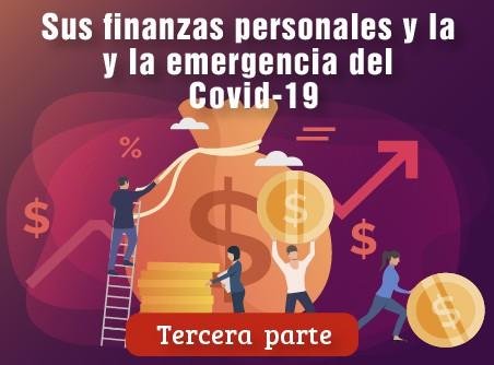 finanzas personales y covid-19