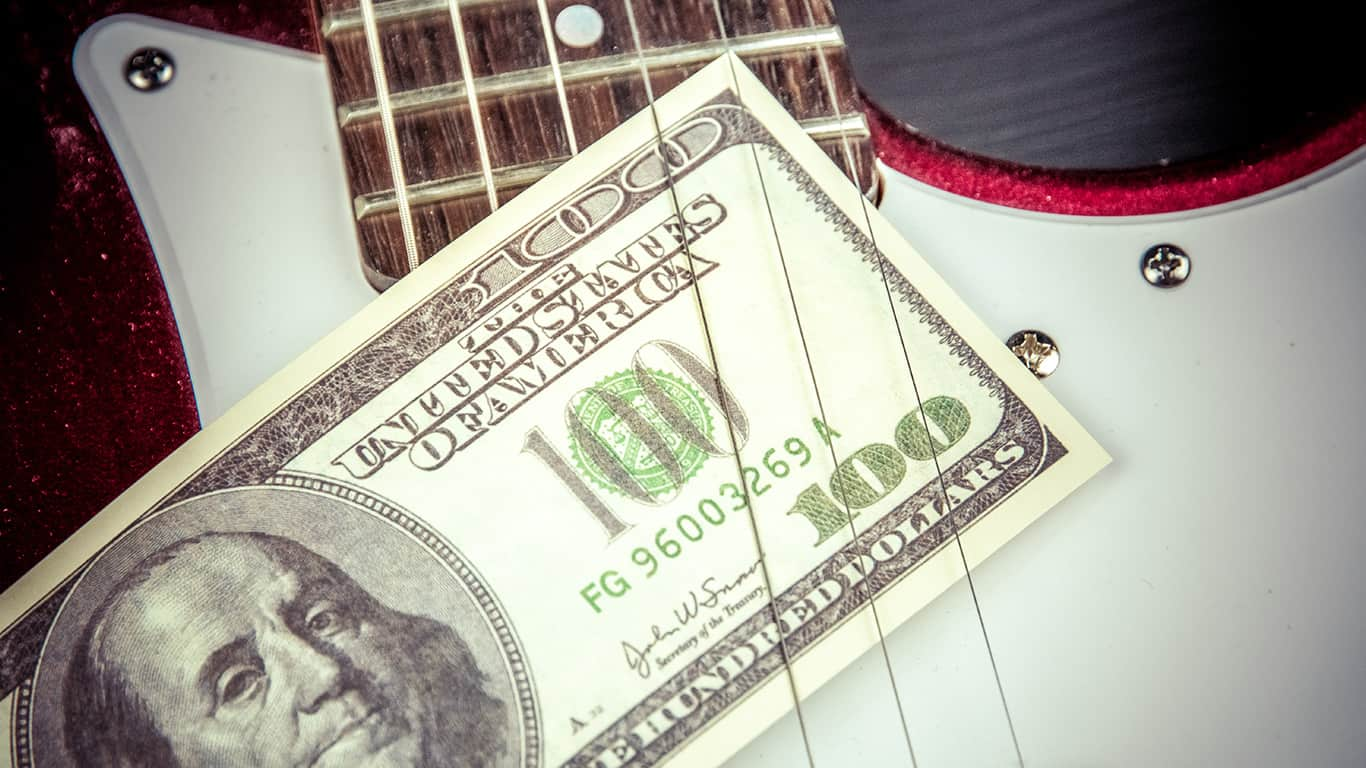7 Quotes on Money from the Famous Fathers of Music