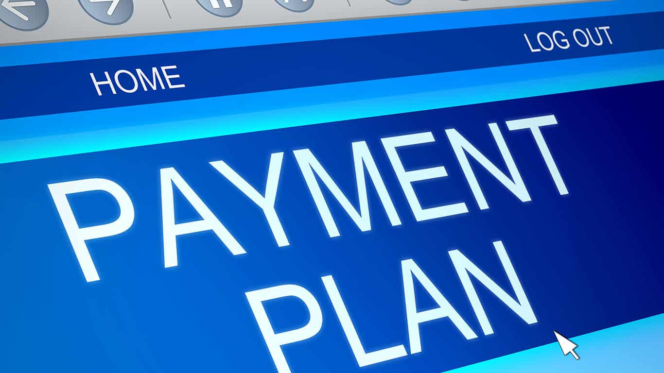 Can I work out a settlement or payment plan?