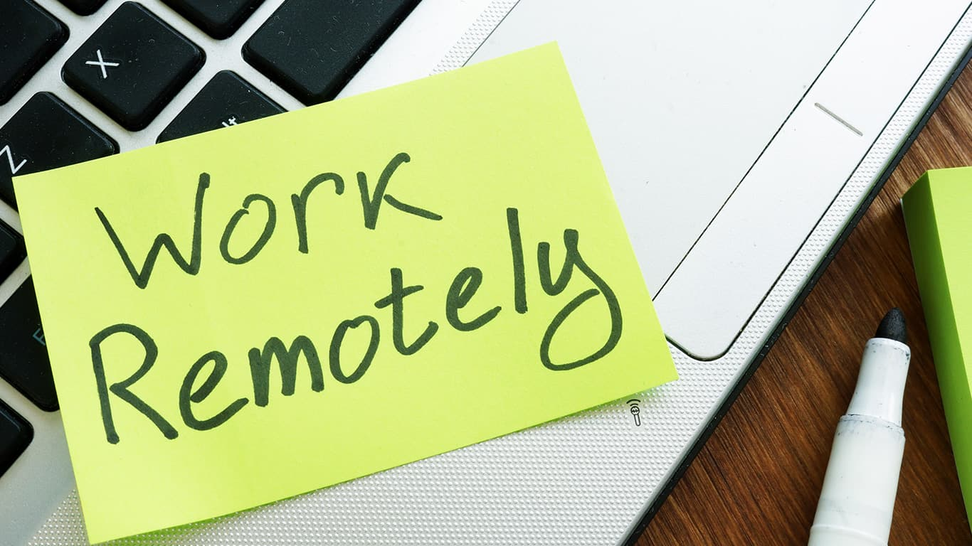 Holding out for only remote jobs may not be a wise