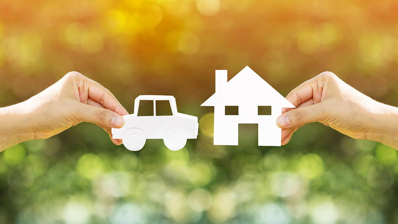 Lower auto and home insurance rates