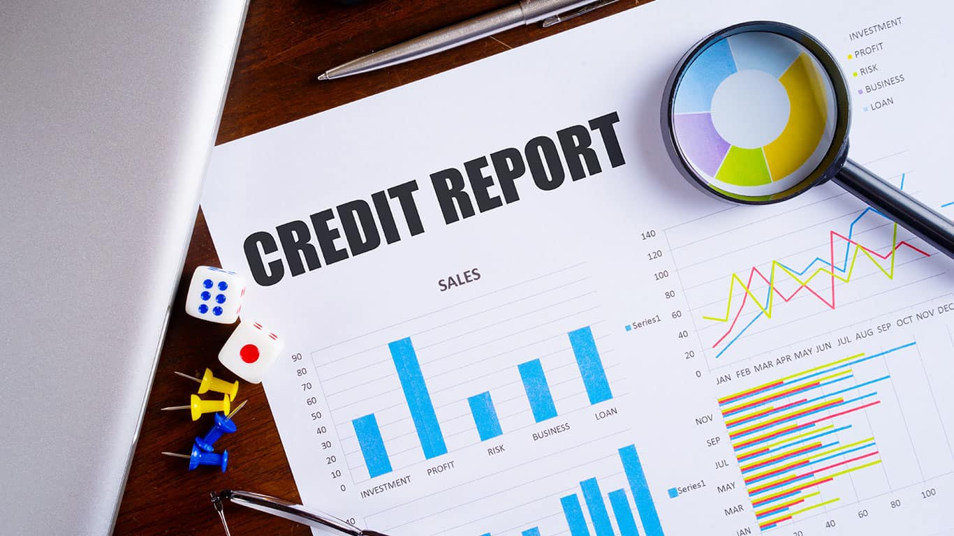 Review your credit report regularly