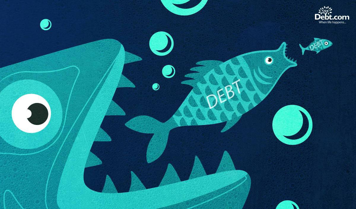 Consolidate your debt into 1 easy payment