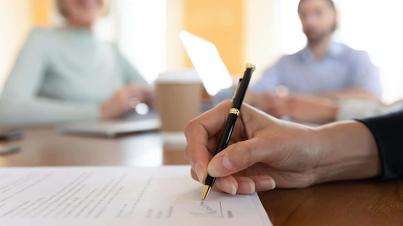 Get agreements in writing