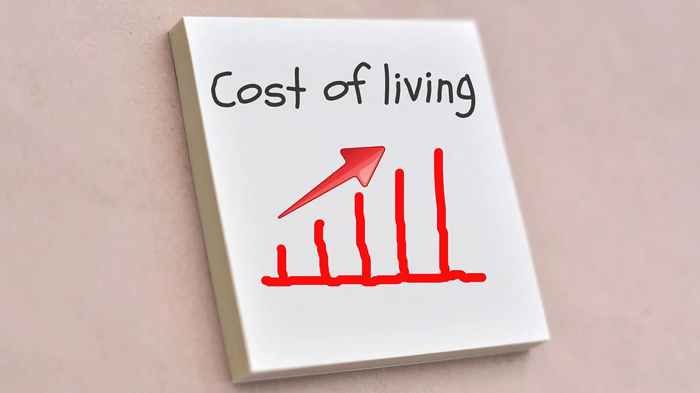 Con: Higher cost of living