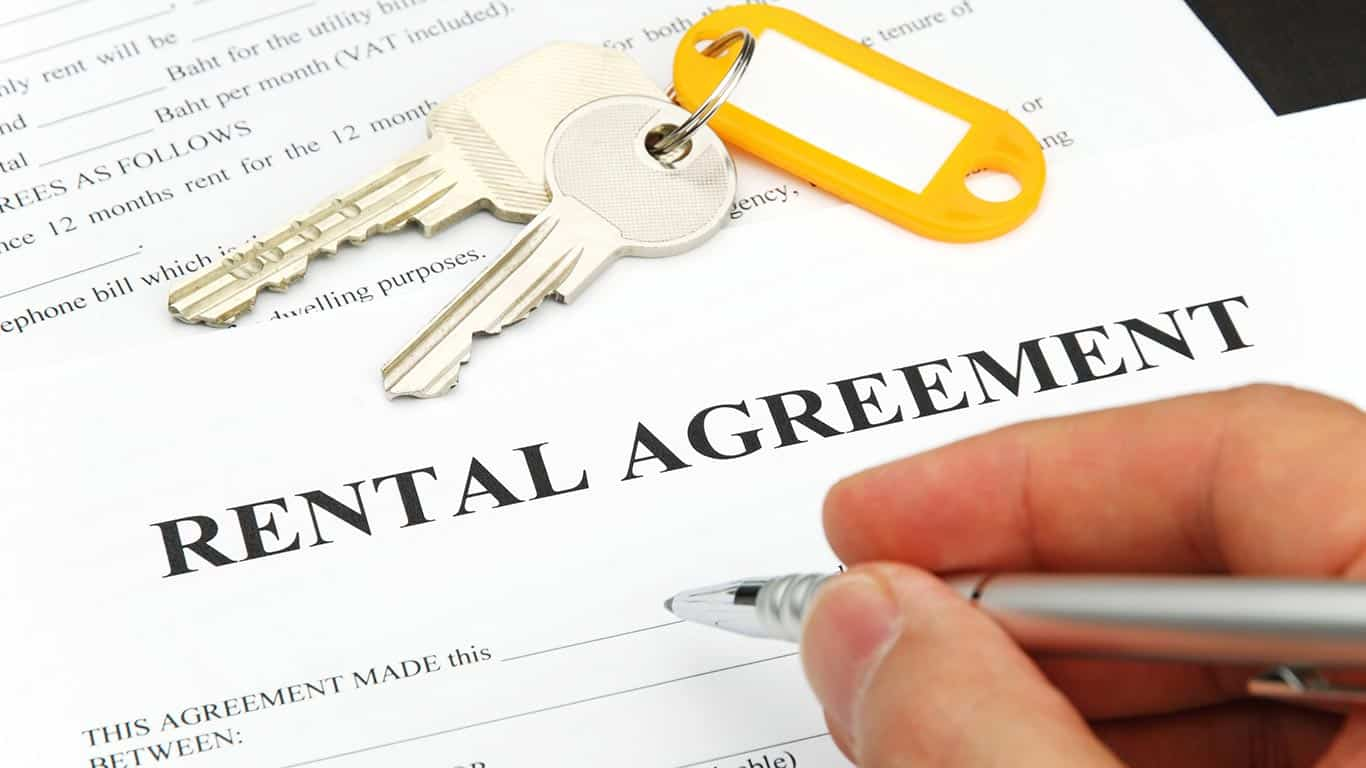 Know the terms of your rental agreement